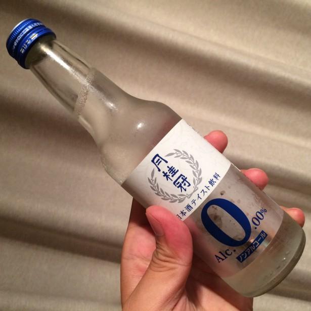 ノンアルコールの日本酒