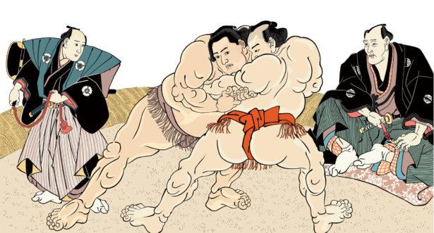 相撲 の伝統って本当は何なんだろうか?