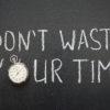 人生は時間